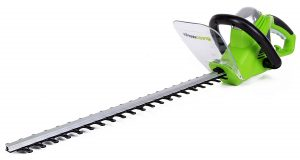 GreenWorks 2200102 Corded Hedge Trimmer