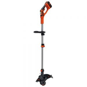 Decker 40V MAX Cordless Lithium String Trimmer (LST136W)