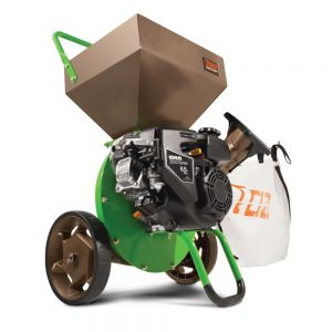Tazz 22754 K52 Chipper Shredder - 196cc 4-Cycle Kohler Engine, 5 Year Warranty