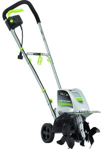 Earthwise Corded Electric Tiller/Cultivator, Model TC70001