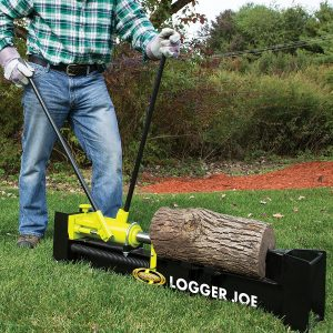 Sun Joe Logger Joe 10-Ton Hydraulic Log Splitter – LJ10M
