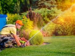How to Repair Broken Sprinklers